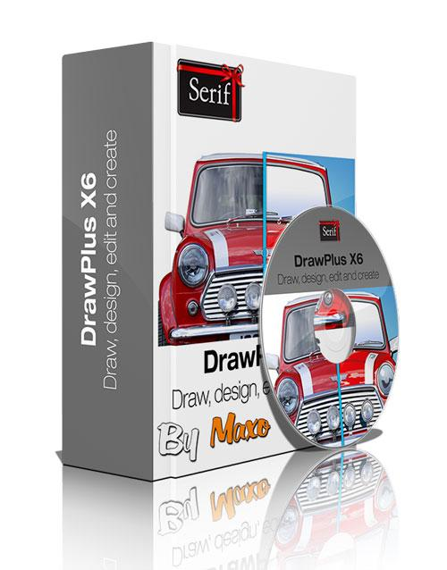 Serif DrawPlus X6 13.0.2.24 Win