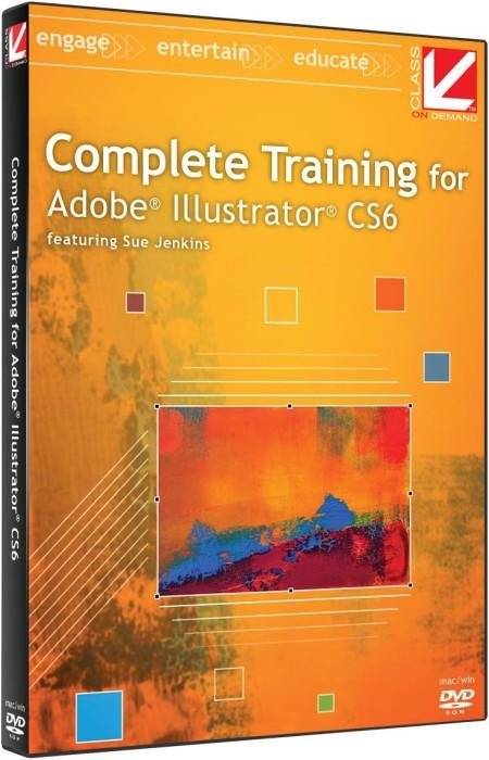 Complete Training for Illustrator CS6 & CC