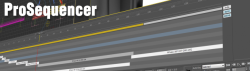 ProSequencer For 3ds Max 2013 – 2014 x64bit