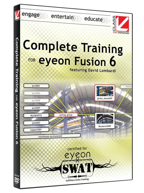 Class on Demand: Complete Training for eye on Fusion