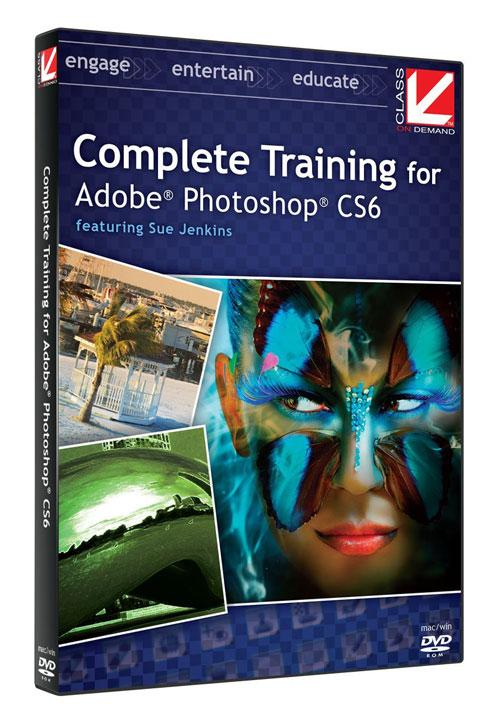 Class on Demand: Complete Training for Adobe Photoshop CS6