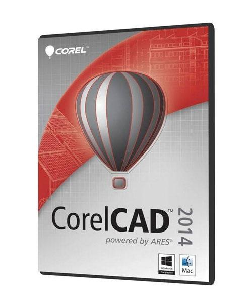 CorelCAD 2014.0 build 13.8.12 x64bit