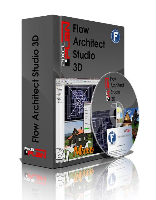 Pixelplan Flow Architect Studio 3D v1.8.3 Win
