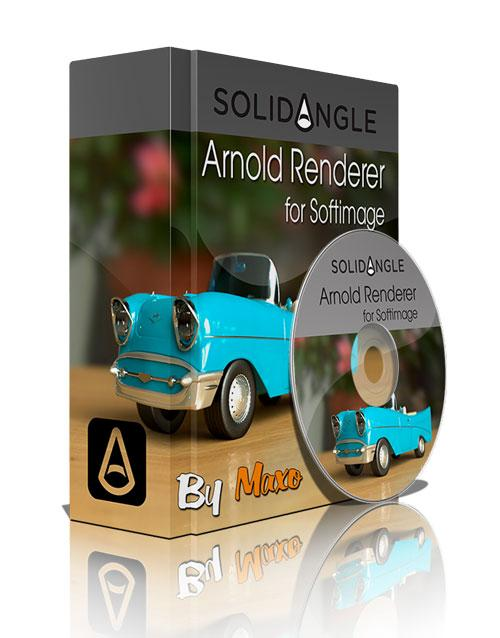 Solidangle Softimage to Arnold (SiToA) v3.0.1 Retail x64bit Win