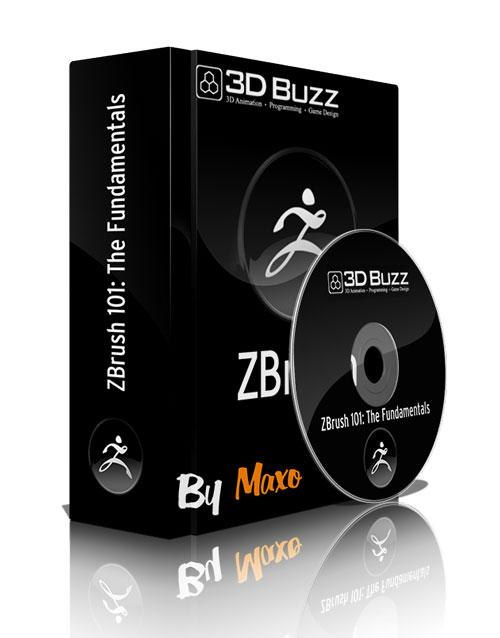3DBuzz - ZBrush 101: The Fundamentals