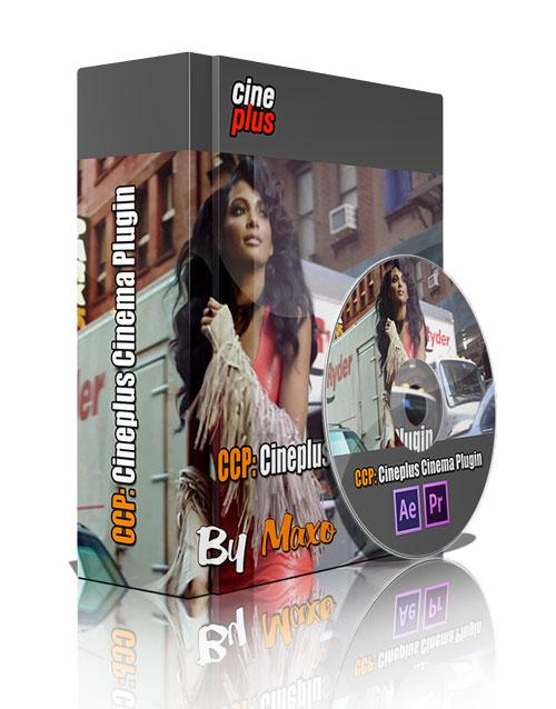 CCP: Cineplus Cinema Plugin For Adobe Premiere Pro and AE (Win/Mac)