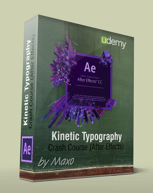 Udemy: Kinetic Typography Crash Course (After Effects)