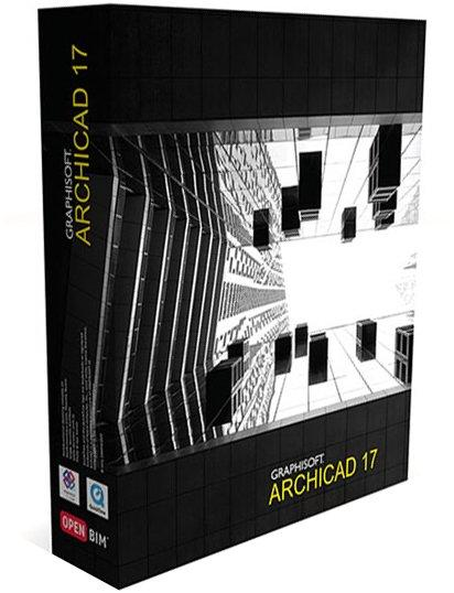 Graphisoft ArchiCAD 17 Hotfix 5 Build 5014 x64bit Win