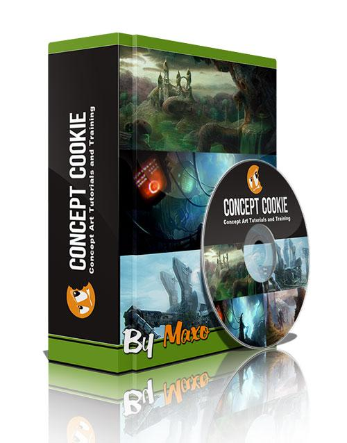 ConceptCookie: Landscapes Course