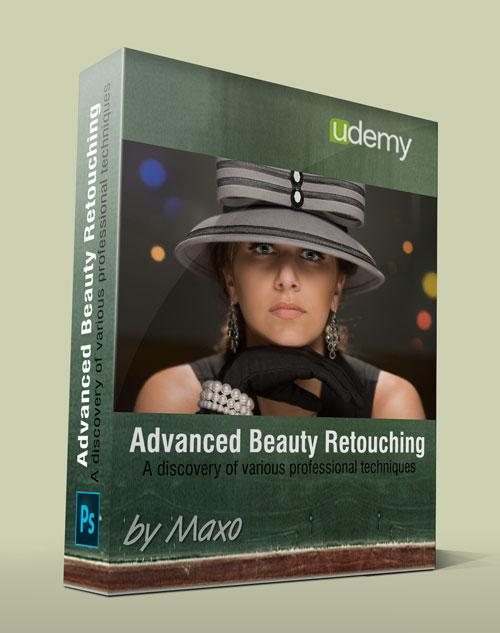 Udemy: Advanced Beauty Retouching