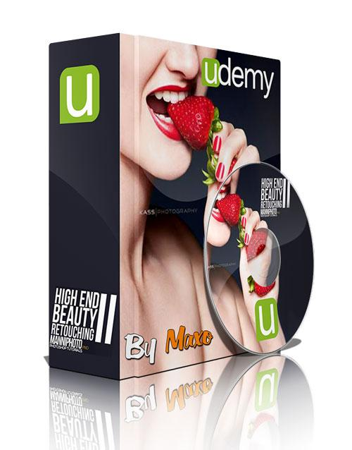 Udemy: Photoshop - High End Beauty Retouching II