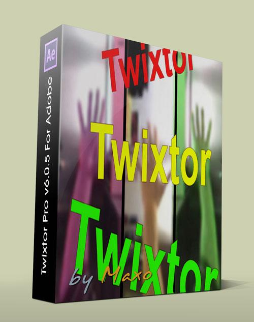 Twixtor Pro v6.0.5 for After Effects x64bit Win