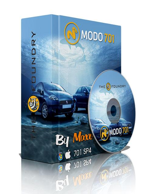 Thefoundry Modo 701 SP4 Win/Mac