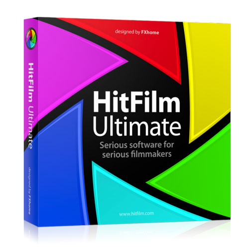 HitFilm Ultimate 2.0.2522.46168 x64bit Win