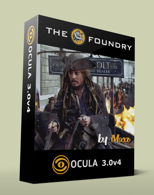 The Foundry Ocula V3.0V4 for Nuke 8 Win/Mac/Linux