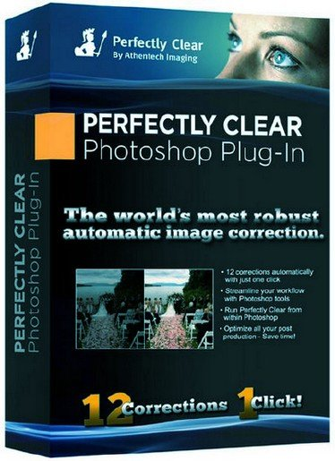 Athentech Imaging Perfectly Clear v1.7.2.2 for Photoshop