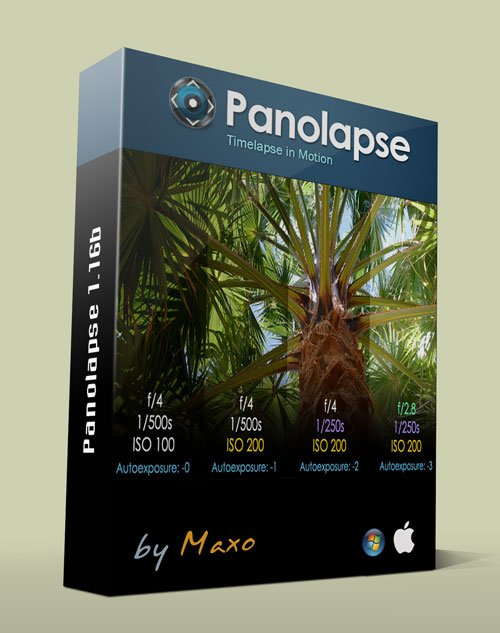 Panolapse 1.16b Win/Mac