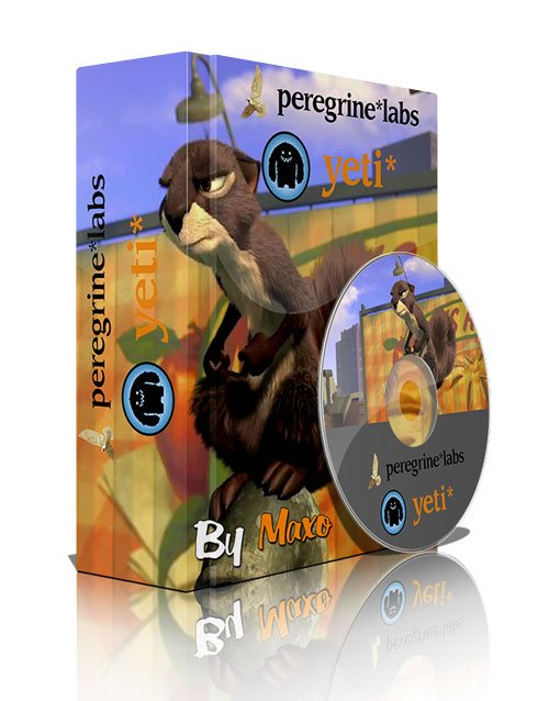 Peregrine Labs Yeti 1.3.5 For Maya 2012 / 2014 x64bit Win