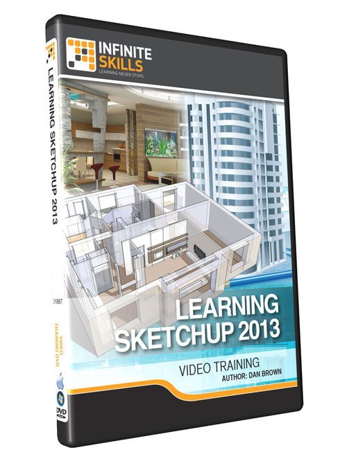 Infiniteskills: Learning SketchUp 2013 Training Video