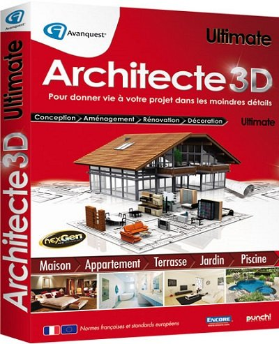 Avanquest Architect 3D Ultimate 17.5.1.1000 Win