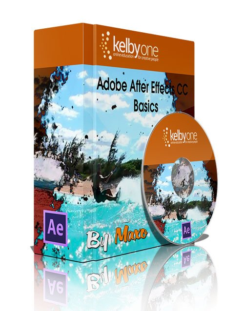 KelbyOne: Adobe After Effects CC Basics, with Corey Barker