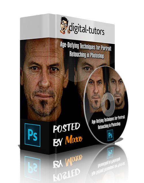 Digital - Tutors: Age-Defying Techniques for Portrait Retouching in Photoshop