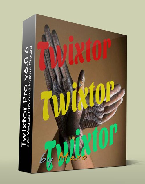 Twixtor v6.0 for Vegas Pro and Movie Studio Win