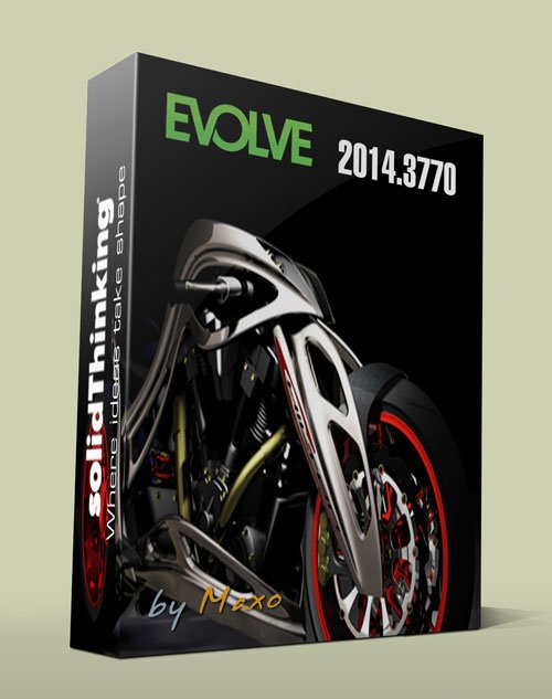 solidThinking Evolve 2014.3770 x64bit Win