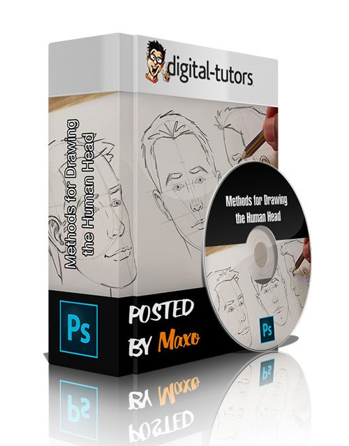 Digital - Tutors: Methods for Drawing the Human Head