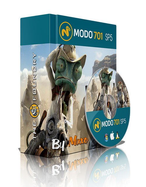 The Foundry Modo 701 SP5 Win/Mac/Linux