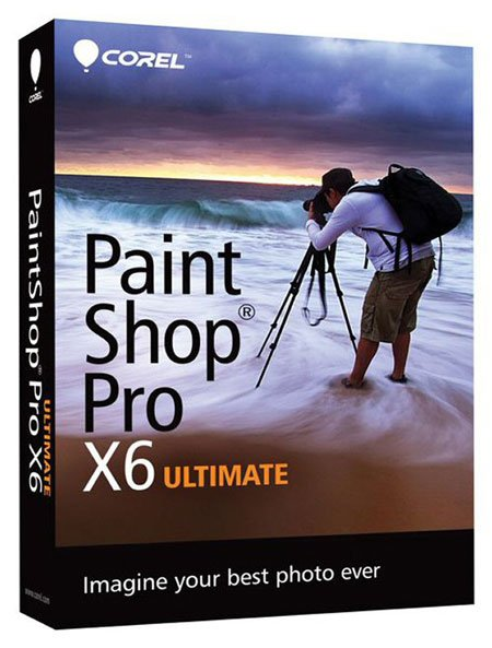 Corel PaintShop Pro X6 v16.2.0.20 Ultimate