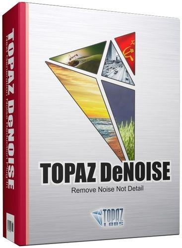 Topaz DeNoise 5.1.0 Plug-in for Adobe Photoshop