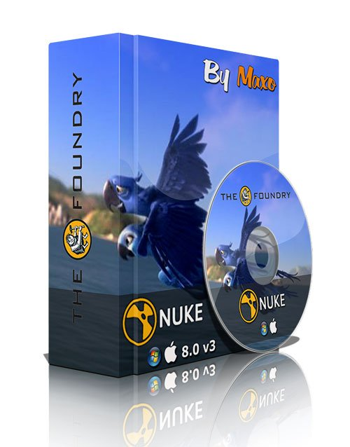The Foundry Nuke 8.0 v3 x64bit Win/Mac