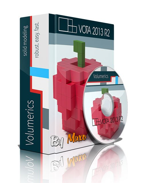 Volumerics VOTA R2 Studio Edition v.1.1.4 Win