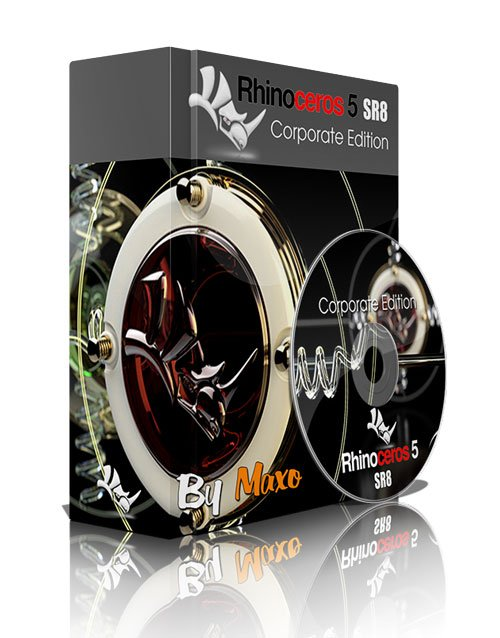 Rhinoceros 5 SR8 Corporate Edition x64bit Win