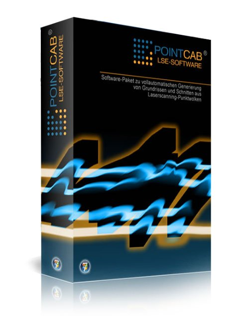 PointCab Software PointCab 3D-Pro + Register v3.1 R2 x64bit Win