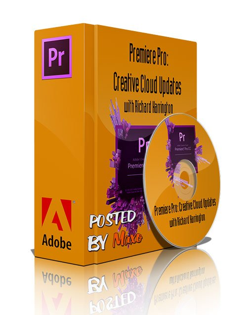 Premiere Pro: Creative Cloud Updates with