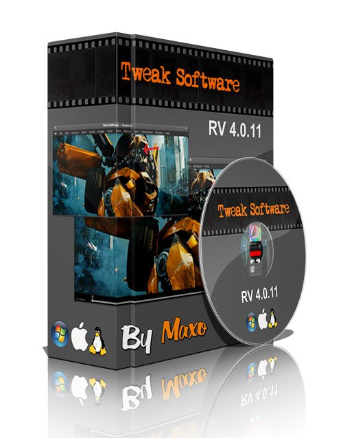 Tweak Software RV v4.0.11 Win/Mac/Linux