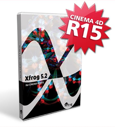 Greenworks XFrog v5.2 For Cinema 4D R15 140214 x64 Win