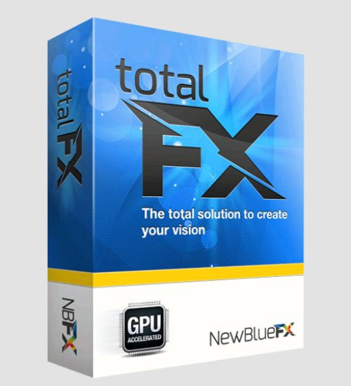 NewBlue TotalFX 3 Build 140213 x64 Win