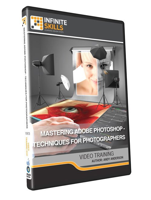 Infiniteskills: Mastering Adobe Photoshop - Techniques For Photographers