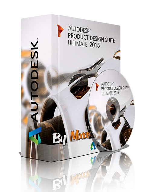 Autodesk Product Design Suite Ultimate 2015 x32/64bit Win
