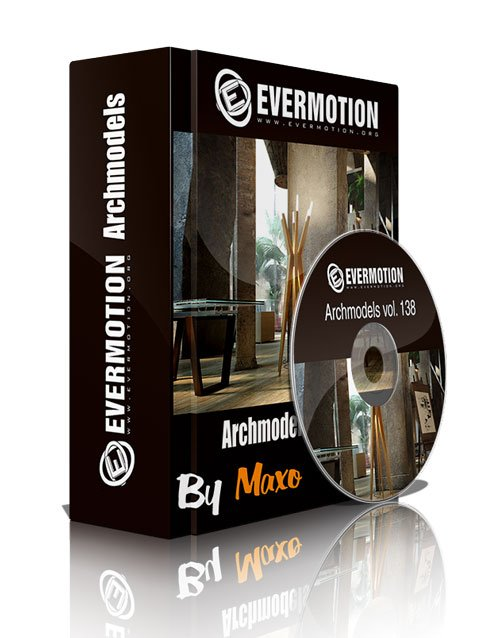 Evermotion: Archmodels vol.138