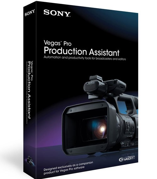 Sony Vegas Pro Production Assistant v.2.0.11