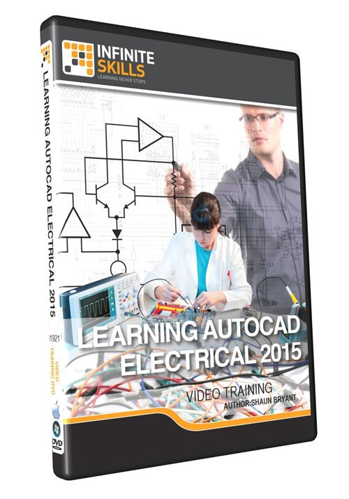 Infiniteskills: Learning Autodesk AutoCAD Electrical 2015 Training Video