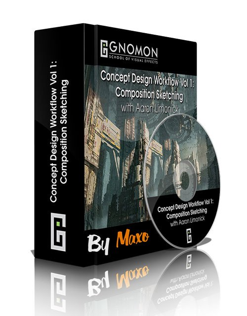 The Gnomon Workshop: Concept Design Workflow Vol 1: Composition Sketching