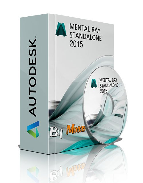 Autodesk MentalRay Standalone 2015 Win/Linux
