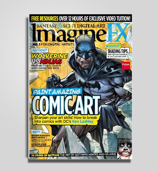 ImagineFX: June 2014