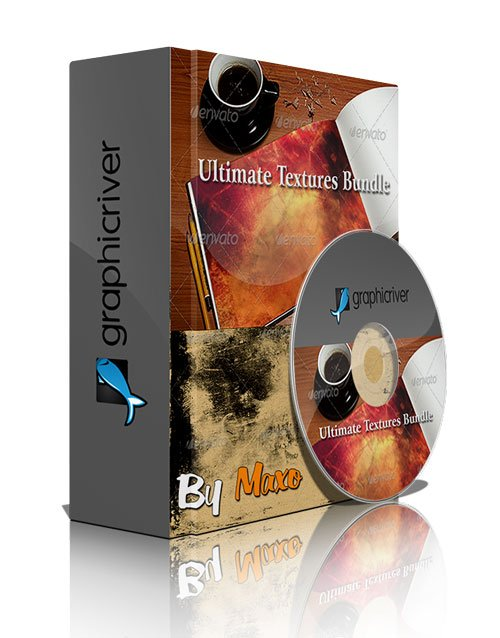 GraphicRiver: Ultimate Textures Bundle