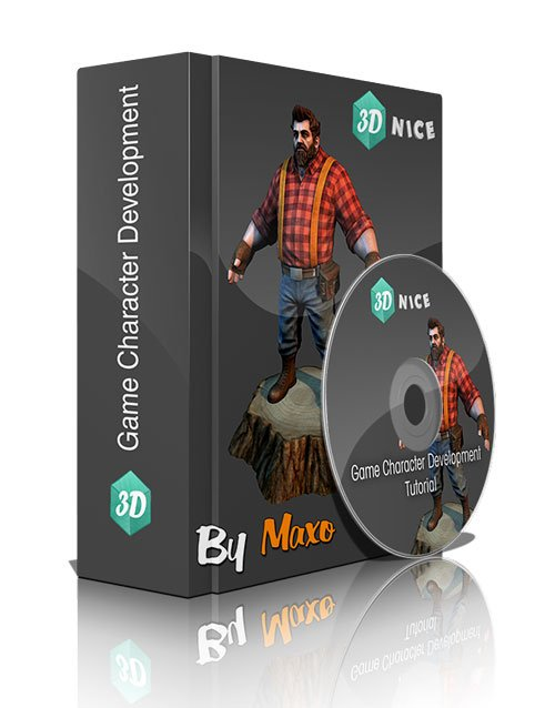 3dnice: Game Character Development Tutorial